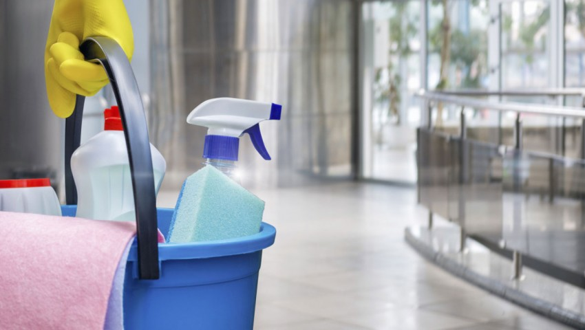 Cleaning and maintenance of buildings and offices